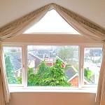 Glazed Dormer with Vaulted Ceiling