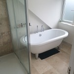 Ensuite Free Standing Bath