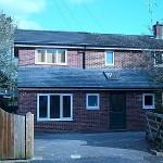 Porch & Extension